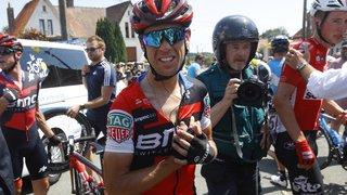 Cyclisme - Tour de France: Richie Porte, premier favori, contraint à l'abandon