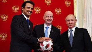 A quatre ans du Mondial, le Qatar est en avance