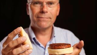 Steak haché artificiel pour douze francs