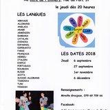 Café des Langues La Chaux-de-Fonds