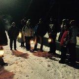 5ème nuit de la randonnée «Bozu»