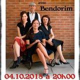 Bendorim - Musique Yiddish, Klezmer et Swing