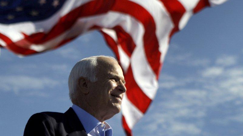 Etats-Unis: le sénateur John McCain, ancien candidat à la présidentielle, est mort à l'âge de 81 ans