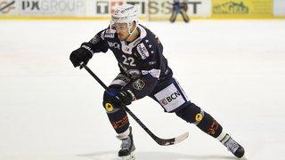 Raphaël Erb rejoint le HC Saint-Imier