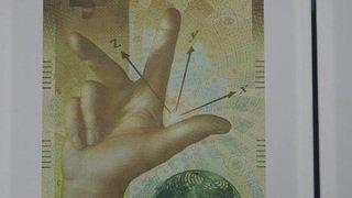Le nouveau billet de 200 francs fait honneur à la science