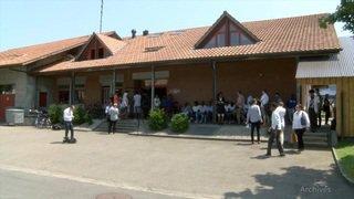 L'admission provisoire sera levée pour une vingtaine d'Erythréens