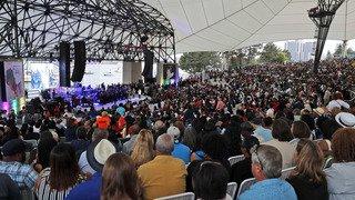 Musique: concert en hommage à Aretha Franklin, avant ses funérailles