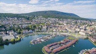 Ils rêvent d'étendre la ville de Neuchâtel sur le lac