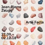 "Exposition ""Jean-Pierre Zaugg - Arte Facta"""