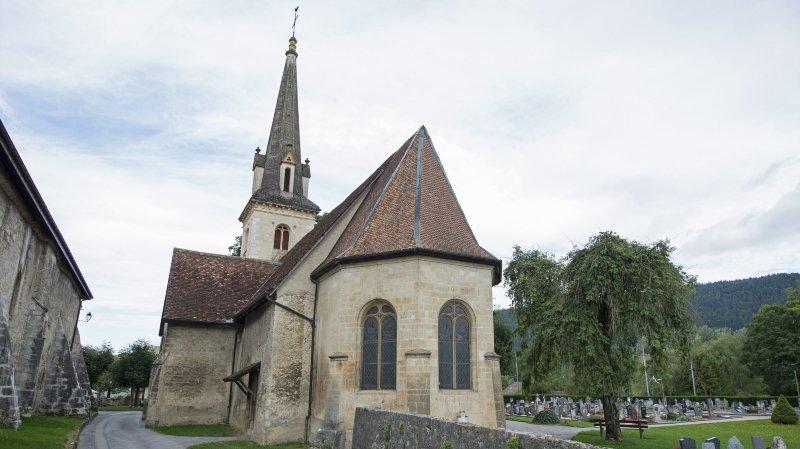 C'est oui à la rénovation de l'église de Môtiers