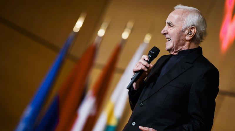 Musique: le chanteur Charles Aznavour est mort à l'âge de 94 ans