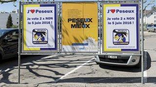 Les dix mille francs octroyés par l'exécutif de Peseux aux comités pour et contre la fusion sont contestés politiquement et questionnés juridiquement