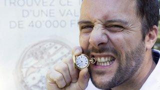 Chasse au trésor dans la Vallée de Joux: après quatre ans de recherches il remporte une montre à 40'000 francs