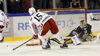 Hockey sur glace - Coupe de Suisse: Genève bat Viège, Lausanne écrase Ajoie et le HCC s'impose face à Guin