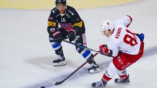 Hockey - National League: Lausanne domine Fribourg Gottéron, Bienne s'impose face à Genève-Servette