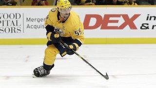Hockey sur glace - NHL: Josi buteur, Fora et Rathgeb en AHL