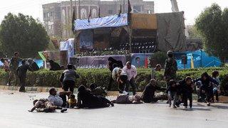 Attentat contre un défilé en Iran: le bilan grimpe à 29 morts et près de 60 blessés