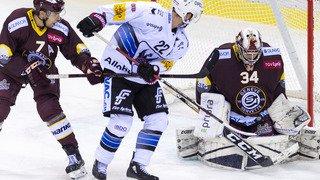 Hockey - National League: Genève-Servette bat Fribourg Gottéron 3-1