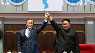 Kim et Moon imposent le tempo