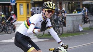 Belle deuxième place d'Alexandre Balmer en Italie
