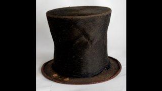 Doutes sur l'authenticité d'unchapeaud'Abraham Lincoln