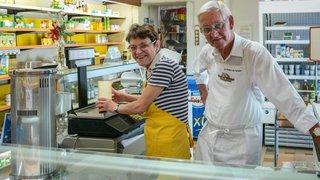 Les tenanciers de la laiterie partent à la retraite, mais le commerce rouvrira après complète rénovation