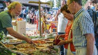 Le plus beau marché bio de Suisse attire 28000 visiteurs à Saignelégier