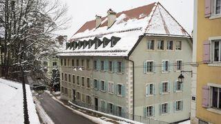 La Chaux-de-Fonds: le centre de requérants de la Ronde fermera à la fin de l'année
