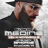 Medine En Concert A Neuchâtel