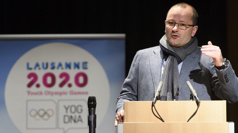 Olympisme: membre du CIO et président des JOJ Lausanne 2020, Patrick Baumann est mort à l'âge de 51 ans