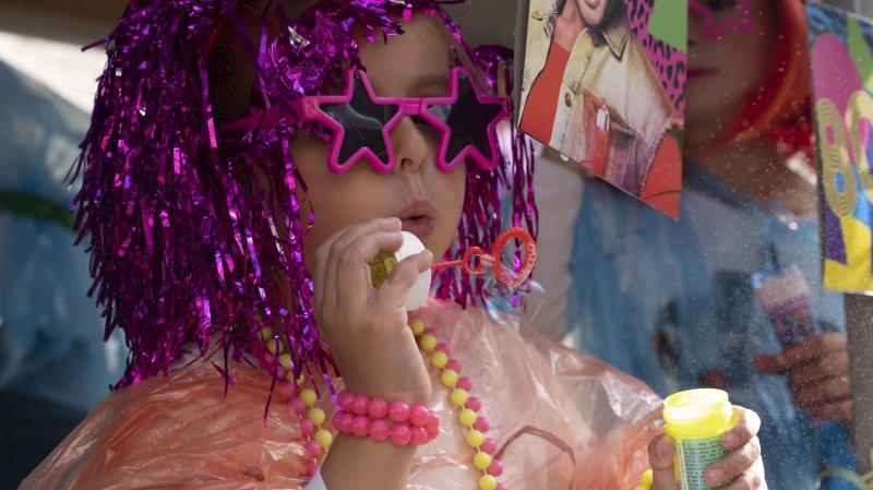 A Cortaillod, la fête plonge au coeur du disco