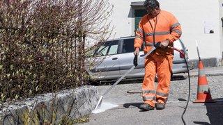 La Chaux-de-Fonds cherche toujours les solutions écologiques pour remplacer le glyphosate