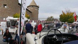 Vaud: la 27e édition du Swiss Classic British Car Meeting s'est tenue à Morges