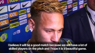 « Messi est incroyable ! » Neymar fait l'éloge de Lionel Messi