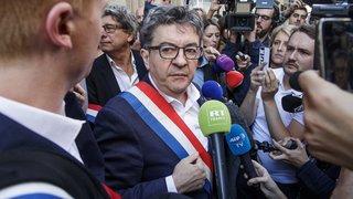 France: Jean-Luc Mélenchon, leader de La France insoumise, perquisitionné à son domicile