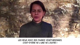 """L'interview """"croque-madame"""" de Doucette Follette"""