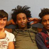 Autoportraits / Jeunes migrants