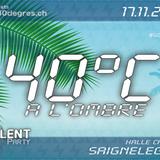 40°C à l'ombre - Silent Party 2018