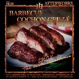 Afterwork Barbecue Cochon Grillée