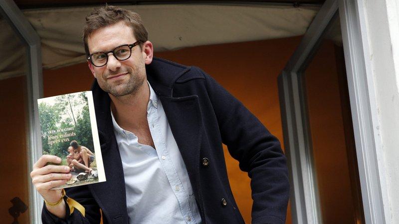 """Nicolas Mathieu a reçu le prix Goncourt 2018 pour son livre """"Leurs enfants après eux""""."""