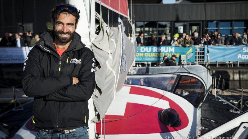 Alan Roura était inconnu lors de sa première participation, il y a 4 ans. Il s'est depuis hissé au niveau des meilleurs marins de la planète.