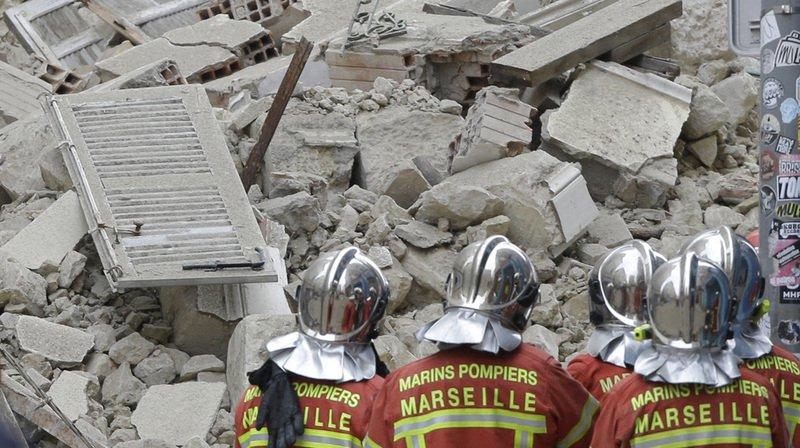 Immeubles effondrés à Marseille: un quatrième corps retrouvé