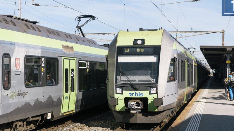 Rail: la compagnie Berne-Lötschberg-Simplon va supprimer 200 emplois d'ici 2023