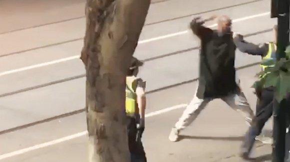 Australie: l'attaque au couteau, qui a fait un mort et plusieurs blessés, qualifiée de terroriste