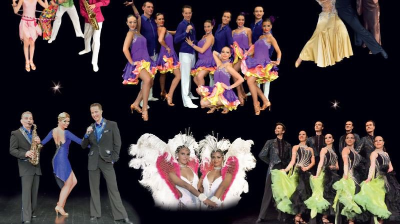 """Spectacle """"30 ans"""" Compagnie Niki's Dance Show"""