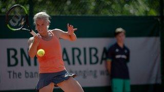 Conny Perrin qualifiée en demi-finale à Singapour