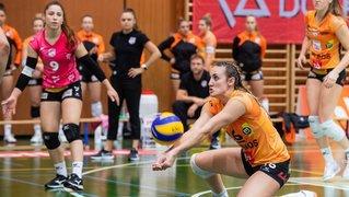 Volleyball: le NUC battu par Aesch-Pfeffingen