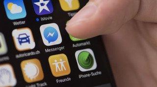 Facebook simplifie sa messagerie Messenger