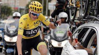 Cyclisme - Tour de France: le parcours 2019 partira de Bruxelles pour les 100 ans du maillot jaune