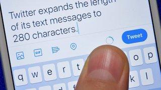 Réseau social: un an après le passage à 280 caractères, les tweets sont plus courts